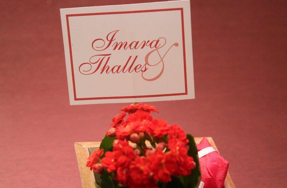 Imara e Thalles